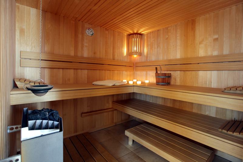 sauna hotel ambassador de panne kust