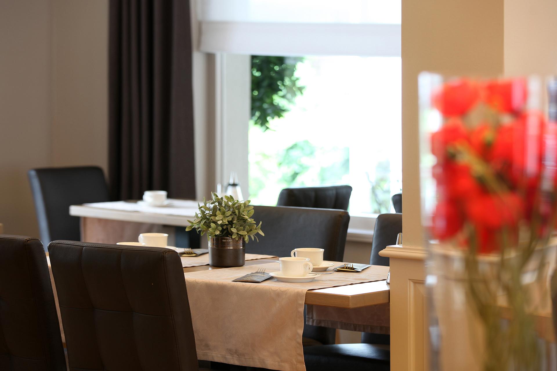 restaurant hotel ambassador de panne kust