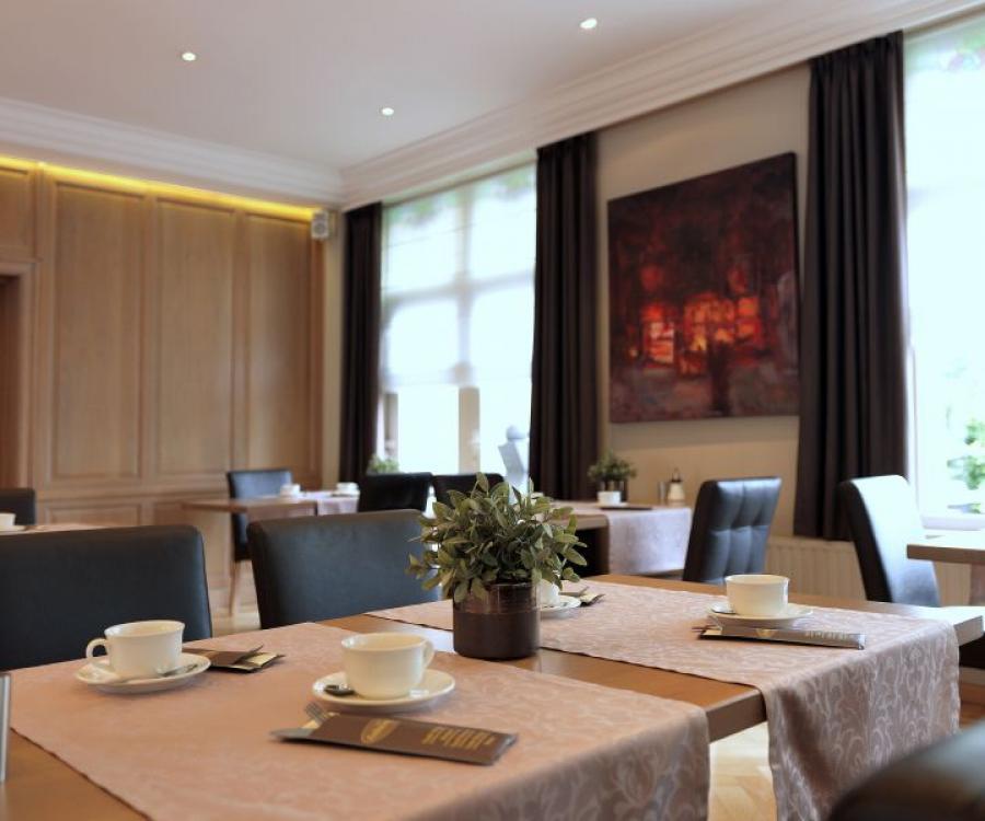 Hotel La Panne la côte belge restaurant Ambassador