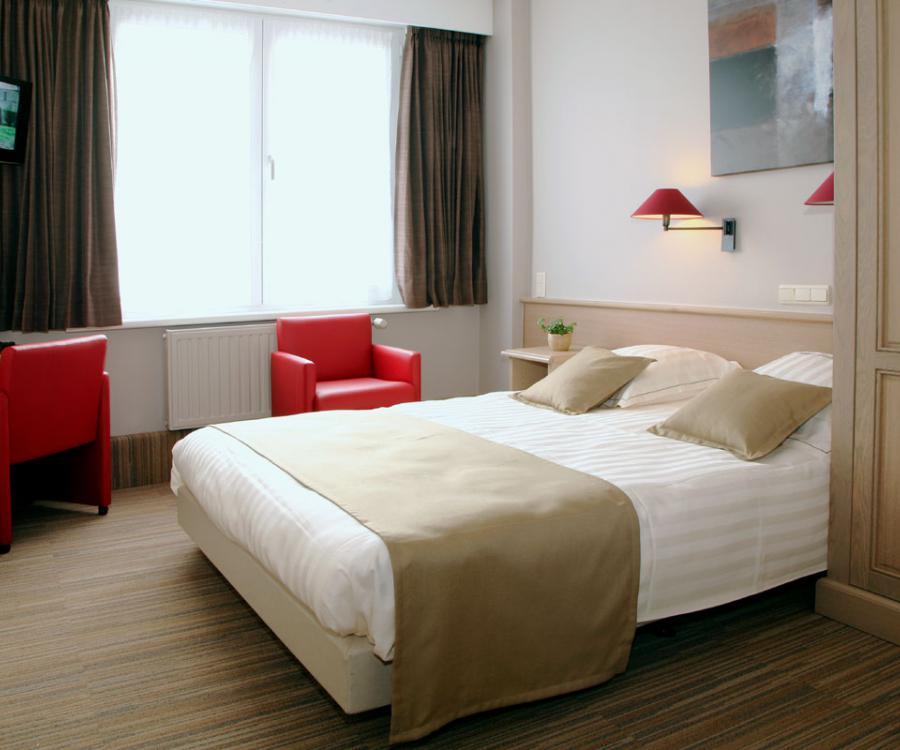 Hotel De Panne Kust kamer a Ambassador