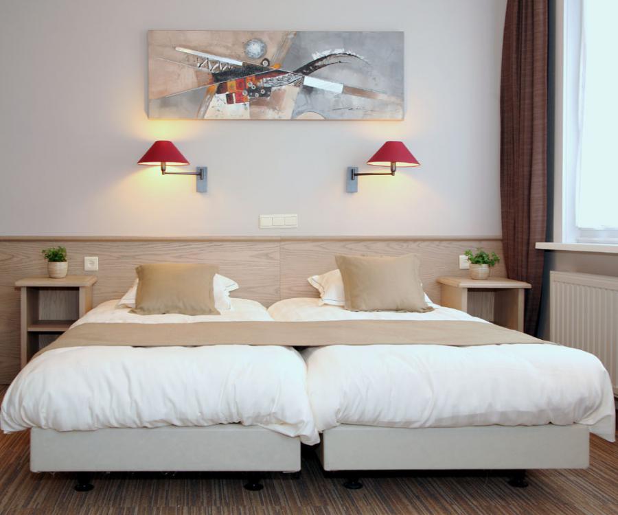 Hotel De Panne Kust kamer b Ambassador